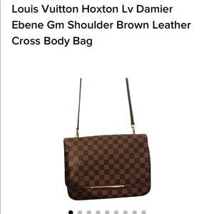 2014 Louis Vuitton Hoxton LV GM